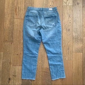 RSQ Jeans - RSQ Ripped Mom Jeans